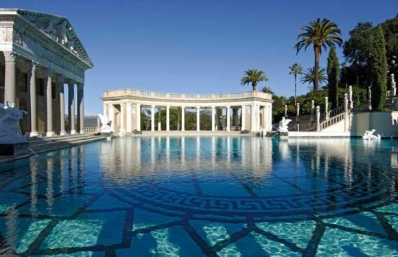 California's Hearst Castle Is Hosting an Exclusive Pool Party This Summer — Here's How to Get a Ticket