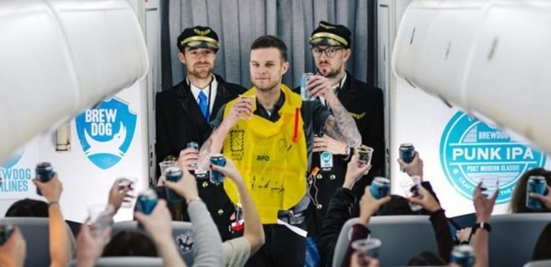 Jet across to the USA to go on the ultimate beer tour
