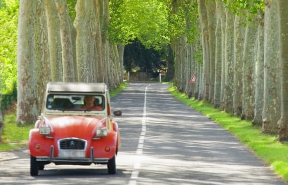 French leave: fun places to stay on four routes to the south of France