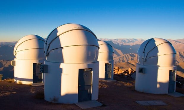Chile's mystical Elqui valley and its sky full of stars
