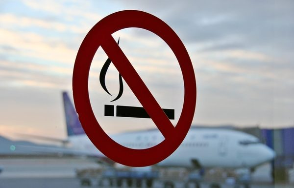 Atlanta's Mayor Signs New Ban on Smoking in Airport and Public Places