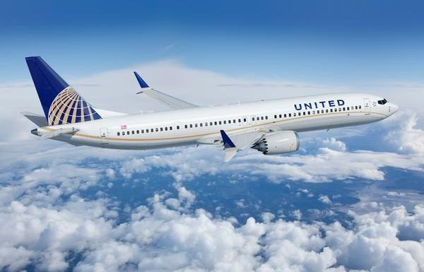 United Airlines Extends 737 Max Cancellations to November