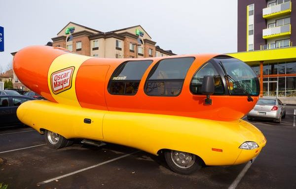 Oscar Mayer Rolls Out the Wienermobile as an Airbnb Rental