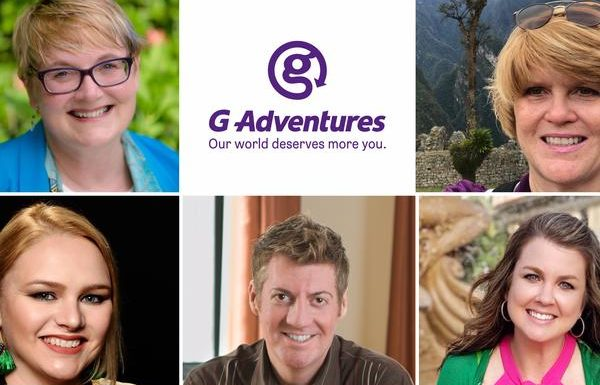 G Adventures Introduces Seven New 'Ambassadors of Change' for 2019-20