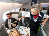 An economy passenger says they snuck into business class on British Airways — and got away with it for an entire 8-hour flight