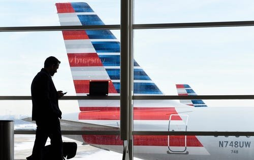 American Airlines passenger recounts 21-hour delay as airline struggles