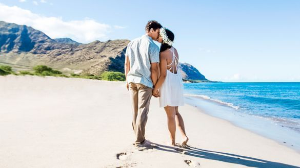 Unique destination weddings across the Hawaiian Islands ·