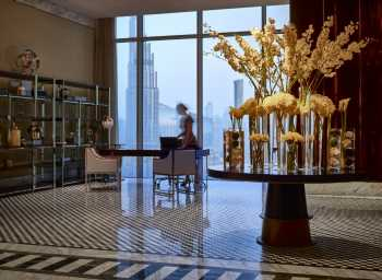 Waldorf Astoria Dubai International Financial Centre opens in United Arab Emirates