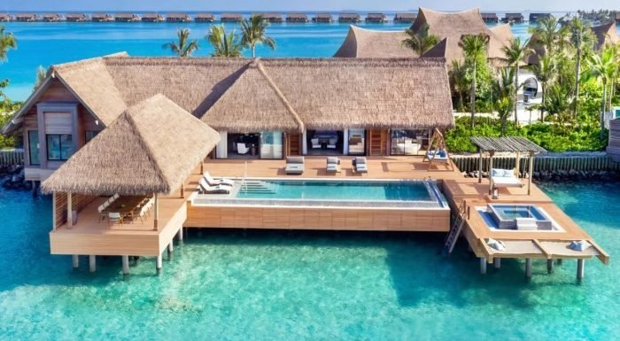 Waldorf Astoria Maldives Ithaafushi opens to first guests in Indian Ocean