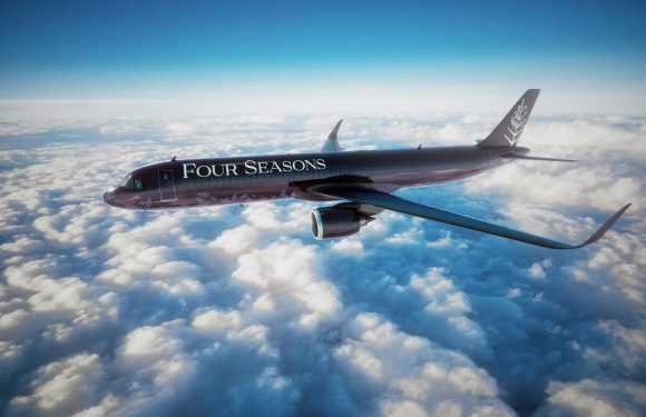 These Incredible Journeys Take You Around the World on Four Seasons' Luxury Jet