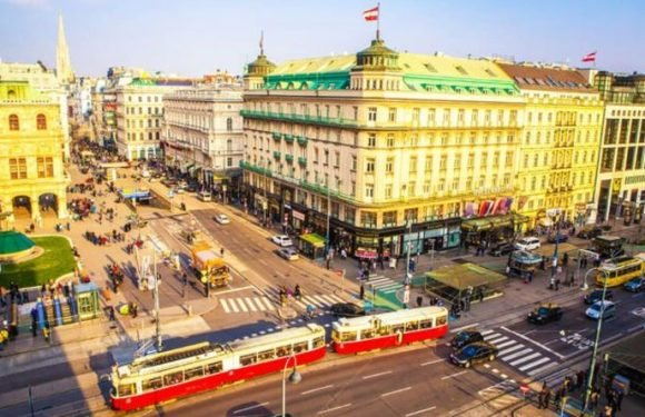 Hotel Bristol Vienna: The perfect location in one of Europe's grandest cities