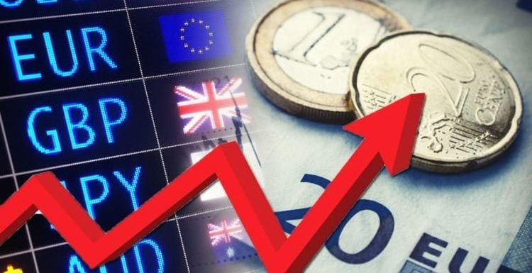 Pound to euro exchange rate: Sterling rebound against the euro on Wednesday – best rate