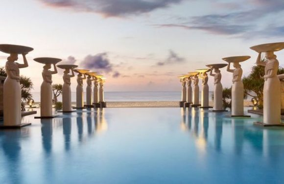 The Mulia, Bali: Beachside perfection with plenty of indulgent extras