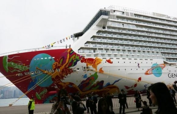 Cruise ship passenger presumed dead after mysteriously disappearing – did he go overboard?