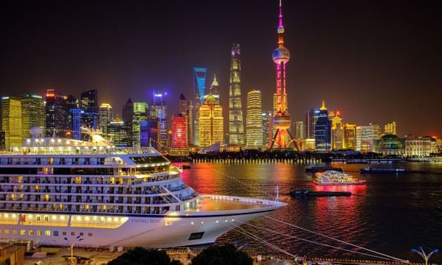 Around the world in 245 days – at just £67k for cruise of a lifetime