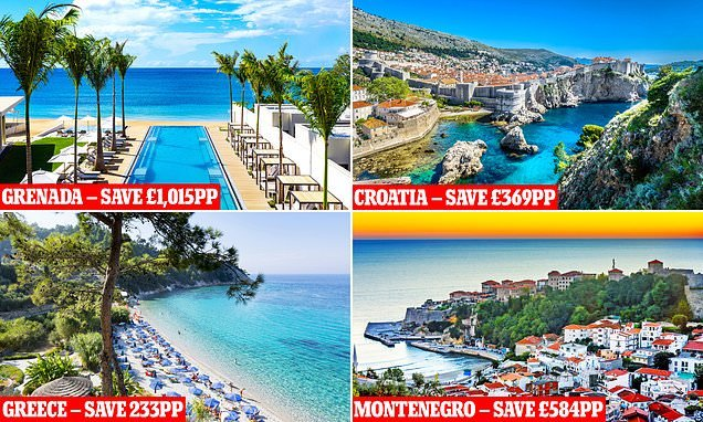 Last Minute Holiday Deals In The Med And Beyond Best Travel Tale