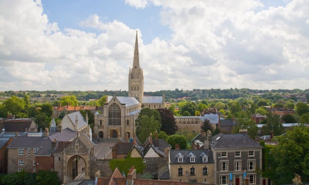 10 reasons Norwich is one of the world's most irresistible international holiday destinations