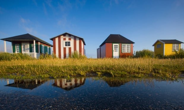 Boats and beach huts: a family holiday on Denmark's Ærø island