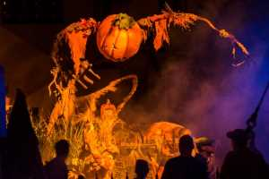 Universal Studios Hollywood Swings Open The Curse of Pandora's Box