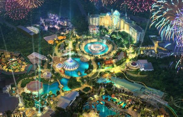 Everything We Hope to See in Universal's New Theme Park Epic Universe