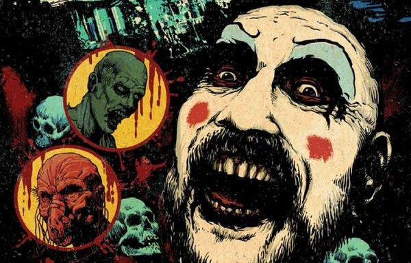 Rob Zombie's House of 1000 Corpses Returns to Halloween Horror Nights