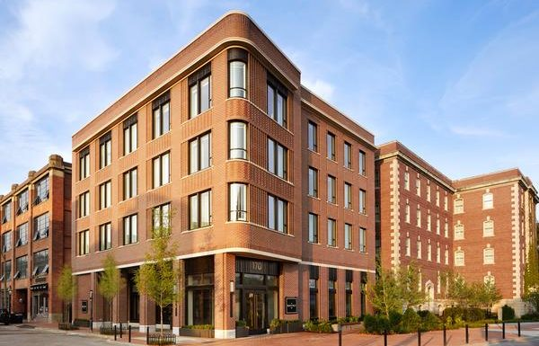 The Whitney Hotel Debuts in Boston's Historic Beacon Hill