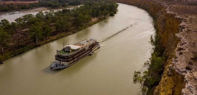 Rare Murray Princess Renmark cruise promises unforgettable New Year's Eve ·
