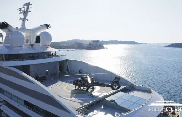 Scenic Luxury Cruises and Tours introduces Scenic Eclipse ·