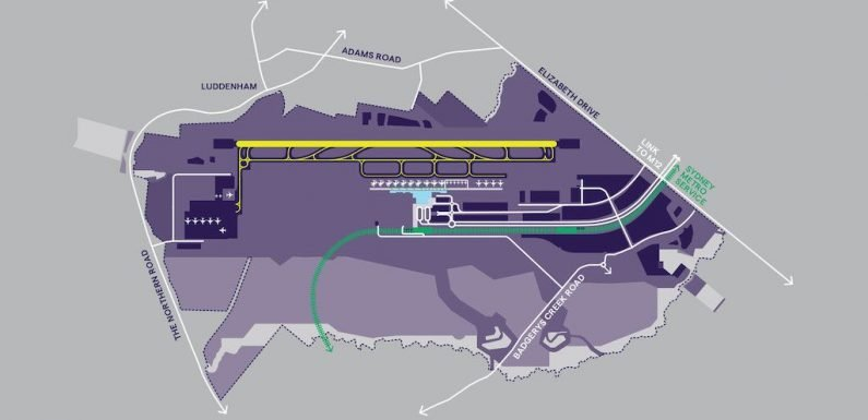 Search for Airport builder begins as design takes shape ·