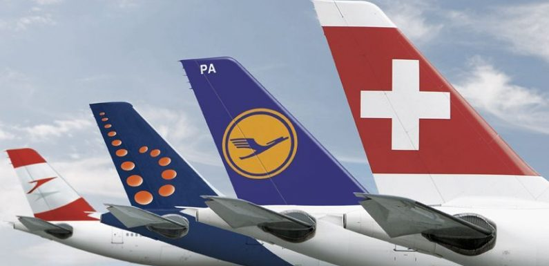 Lufthansa Group Airlines welcome around 14.6 million passengers on board ·