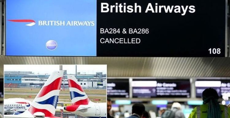 British Airways: Travel chaos continues as BA strike ends – 150 planes 'in wrong place'