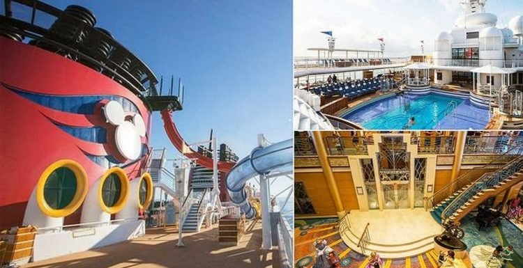 Disney cruise ship: Mickey Mouse and Rapunzel join passengers – inside the Disney Magic