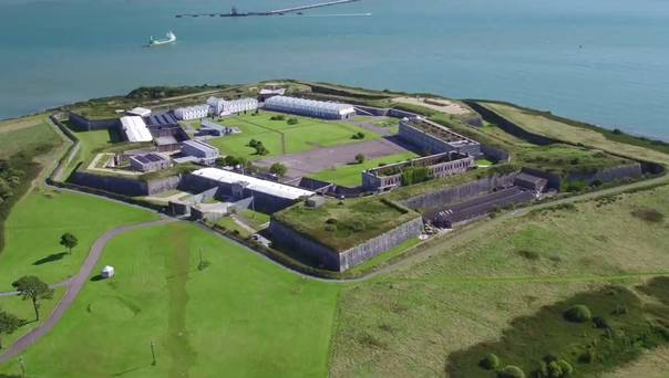 WATCH: Spike Island – Spooks, surprises and saints on 'Ireland's Hell'