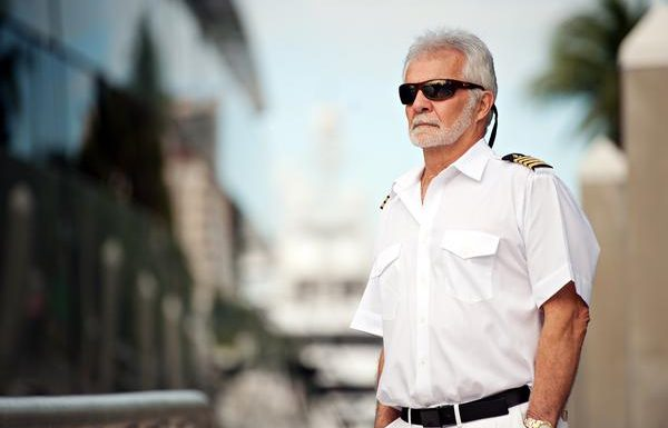 Caribbean Fan Cruise With Captain Lee and Kate Chastain of 'Below Deck'