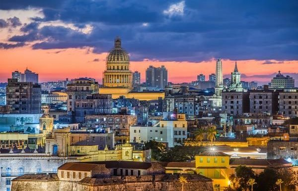 Celebrate NYE 2020 in Havana and Benefit the Cuban People