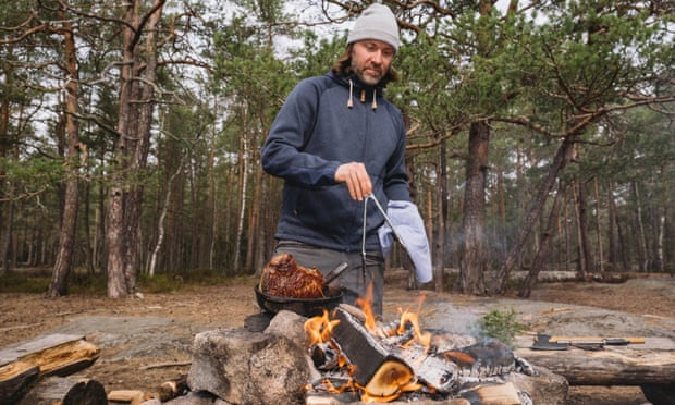 Smoke on the water: Sweden's first Foodstock festival