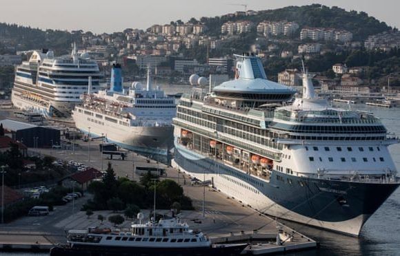 A rising tide: 'overtourism' and the curse of the cruise ships
