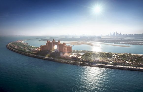 Atlantis, the Palm, to welcome White Beach in November