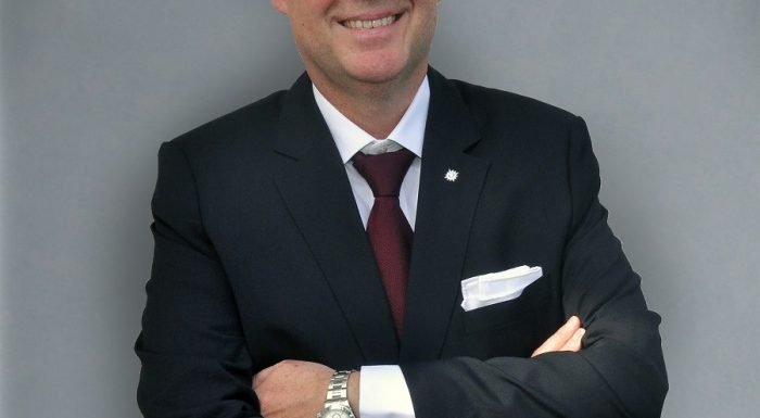 Ungerer appointed chief executive of new MSC luxury brand
