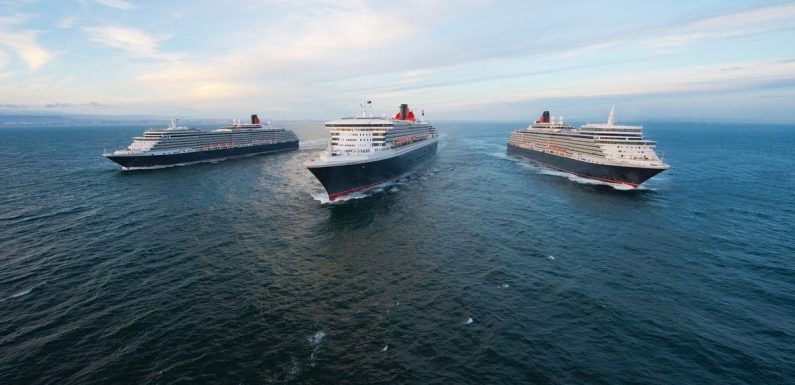 Cunard announces new 2021 programme ·