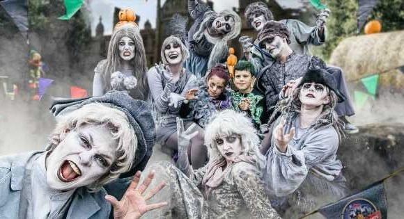 Get your freaky on and creep into our guide of the best Halloween events