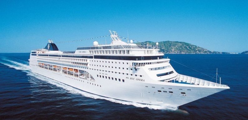 MSC Cruises flash sale has luxury European cruises from £319pp but be quick