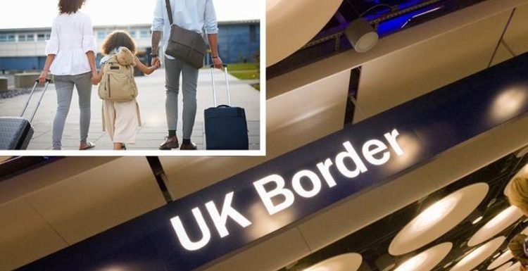Travel advice: Families with different surnames could face immigration issues