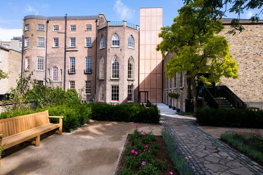First Look: Inside MoLI, Dublin's new museum and secret garden