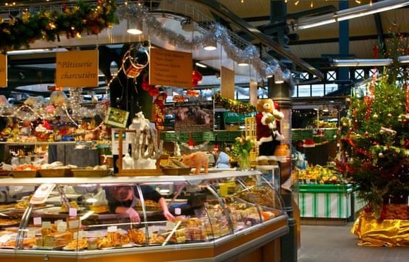 10 of the best restaurants and food stalls in Paris's covered markets