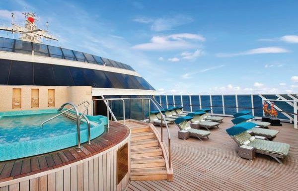 Oceania Cruises Debuts New Aquamar Spa + Vitality Center