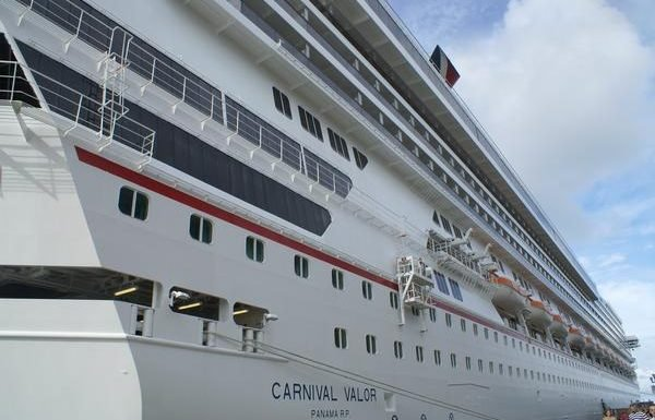 Man Critically Injured in Fall on Carnival Cruise Line Ship
