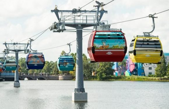 Disney Skyliner Reopens a Week After Passengers Were Stranded