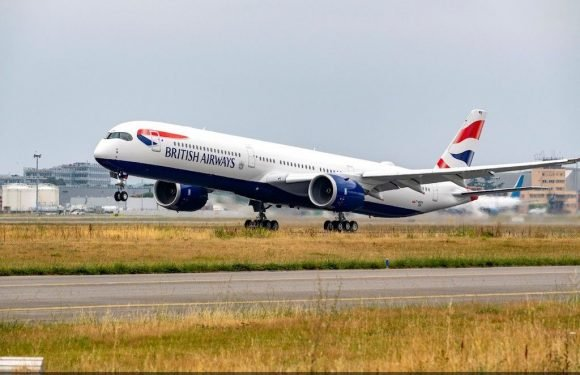 British Airways will become the first UK airline to offset carbon emissions ·
