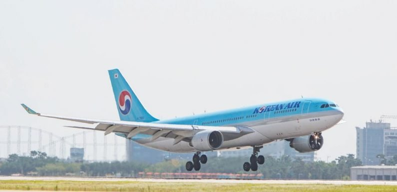Korean Air to launch new routes in the Philippines and China ·